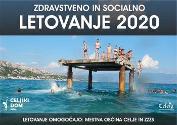Razpis letovanj v letu 2020