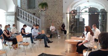 Javna tribuna o razvoju kulture v Ljubljani