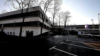 Obvestilo o prepovedi obiskov svojcev v Splošni bolnišnici Novo mesto