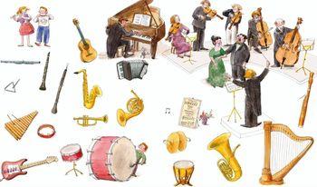 Prosta mesta v glasbeni šoli: vabilo k vpisu