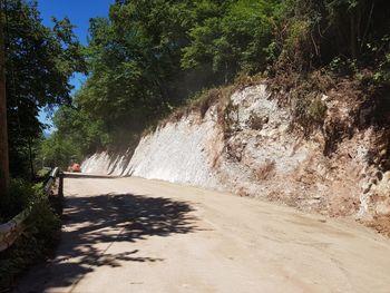 Uspešna sanacija usada in širitev ceste na Možjanci