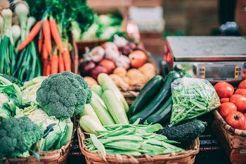Poročilo nadzora sadja in zelenjave na stojnicah in tržnicah 2020