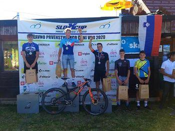 Državno prvenstvo v gorskem kolesarstvu