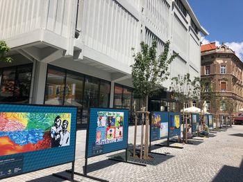 Na Gubčevi ulici razstava fotografij plakatov o Tehno parku Celje, ki so jih ustvarili otroci in mladi