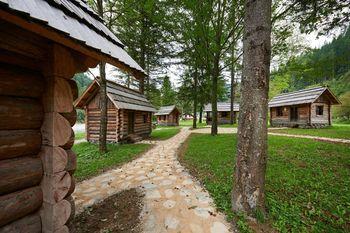 Odprta vrata Etno vasice v Lučah