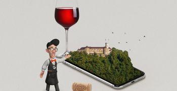 Sprehodite se po grajskih vinskih stezicah