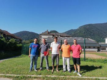 Obnova strehe na starejšem delu osnovne šole Koroška Bela