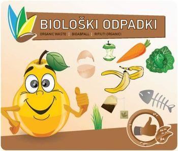 Komunala Trebnje obvešča: Pranje zabojnikov za zbiranje bioloških odpadkov