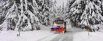 Javno naročilo za izvajanje del zimske službe na občinskih cestah Občine Žiri