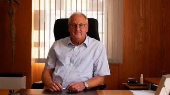 Video pozdrav župana iz pobratenega Mesta Nagold g. Juergna Grossmanna