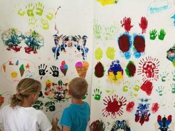 Poletne ustvarjalne delavnice za otroke v Centru sodobnih umetnosti Celje