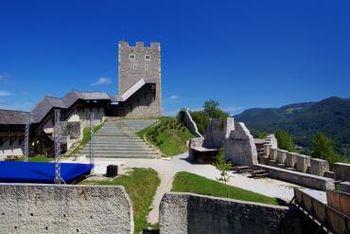 Kavarna Veronika na Starem gradu Celje bo zaprta do sobote