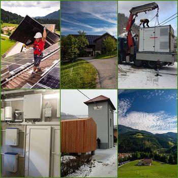 Prva energetska samooskrbna vas v Sloveniji
