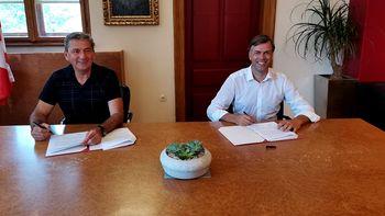 Gradnja javnega komunalnega omrežja se nadaljuje v Češči vasi