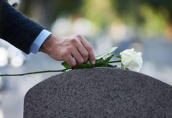 Pogrebi v času korone