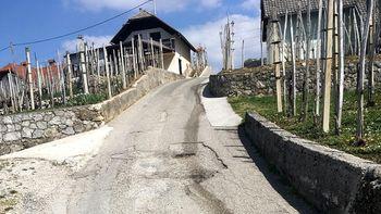 Letos v prenovo 12 odsekov občinskih cest