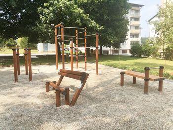 Vadbeni park na prostem