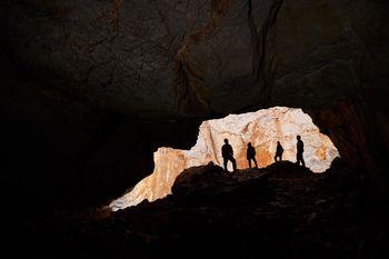 Obisk Snežne jame tudi v septembru 2020