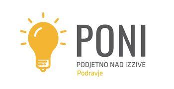 """Razvoj novih podjetij v okviru regijskega projekta """"PODJETNO NAD IZZIVE – PONI Podravje"""""""