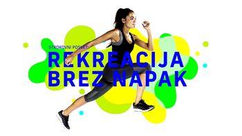Strokovni posvet Rekreacija brez napak ob dnevu slovenskega športa