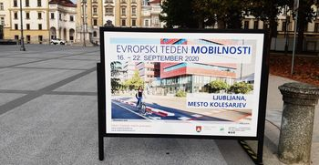ETM 2020: Ljubljana, mesto kolesarjev skozi fotografski objektiv