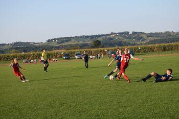 Še en odličen dan za Gorišniški nogomet