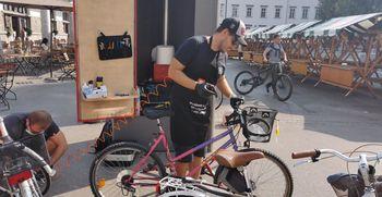 ETM 2020: brezplačen servis koles