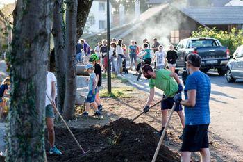 S projektom Zunaj skupaj uresničujemo ideje za boljši javni prostor