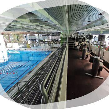 Nova sezona fitnesa, vodenih vadb in bazena Tivoli