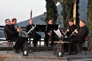 Koncert - Slovenski sekstet klarinetov