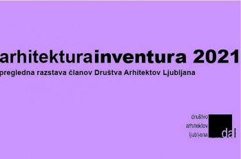 ARHITEKTURA INVENTURA 2021