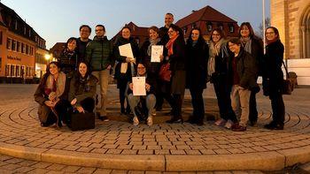 Zaključno mednarodno srečanje v okviru projekta Townlab_MEET