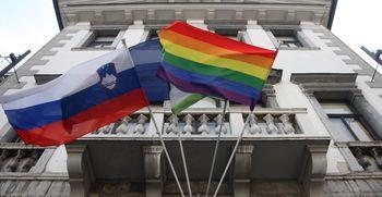 """Parada ponosa 2020: """"LGBT+ pravice zdaj"""""""