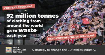 Za spremembe v tekstilni industriji