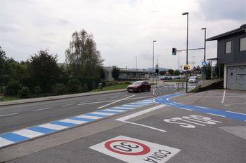 Da bo za naše šolarje kar najbolj varno, urejamo prehode za pešce na Ljubljanski cesti
