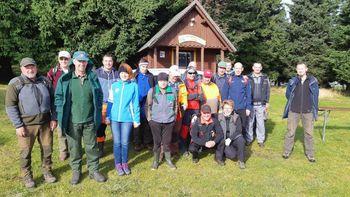 11. TRADICIONALNA PROSTOVOLJNA AKCIJA čiščenja zaraščajočih travišč – planj na Pohorju