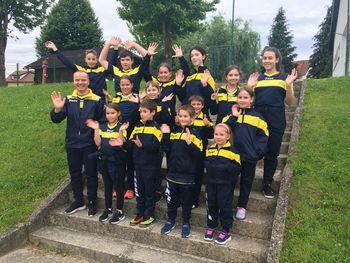 Mirnopeški karateisti so bili več kot uspešno pripravljeni za eno najtežjih uradnih karate tekmovanj v Sloveniji