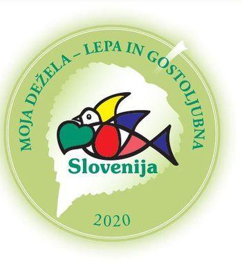Moja dežela - lepa in gostolljubna 2020