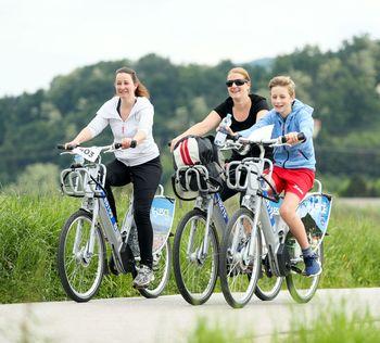 V Celju želimo sistem KolesCE razširiti z 12 novimi postajami za izposojo javnih koles