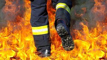 Oktober - mesec požarne varnosti