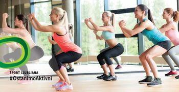 Pridružite se vodenim vadbam na daljavo