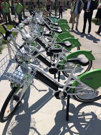 Zaprtje kolesarskega sistema Gorenjska.bike