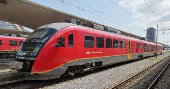 Začetek popolne zapore železniške proge med Kranjem in Jesenicami