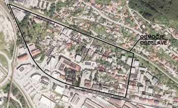 Prometna in komunalna ureditev KS Sava