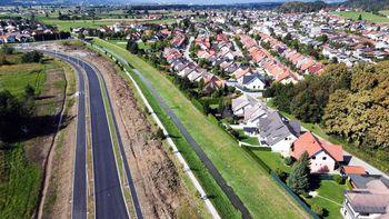 Severna vezna cesta – tehnični pregled opravljen, zdaj čakamo uporabno dovoljenje