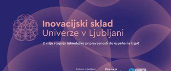 Znani prejemniki sredstev 1. razpisa Inovacijskega sklada UL