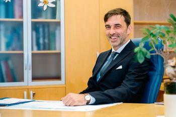 Župan Račič odstopil kot podpredsednik Sveta gorenjske regije