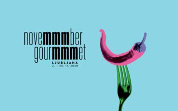 Festival November Gourmet v času epidemije na spletu in v domači kuhinji
