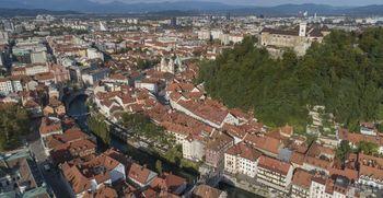 Ljubljana med 25 top manjšimi mesti na svetu