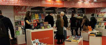 Založba UL z virtualno stojnico na 36. slovenskem knjižnem festivalu